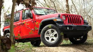 2018 Jeep Wrangler - Overview