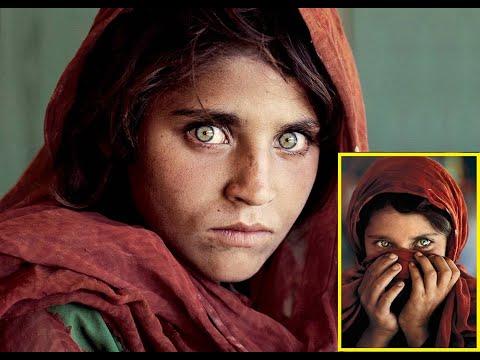 Помните афганскую Мону Лизу! Вот как она выглядит 35 лет спустя!