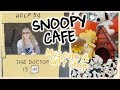 SNOOPY CAFE in Santa Rosa ♡ Museum, Gift Shop & Warm Puppy Cafe
