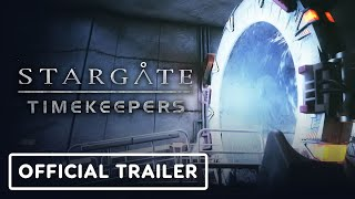 Stargate: Timekeepers - Official Reveal Trailer