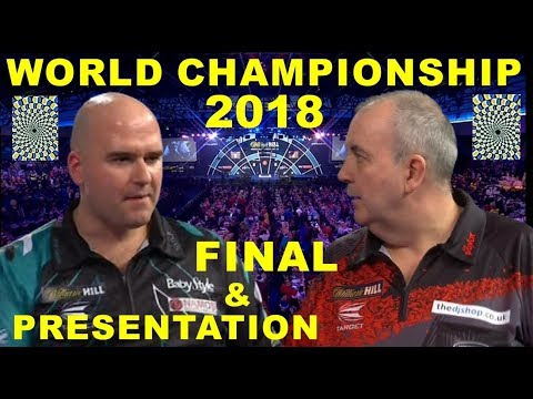 Cross V Taylor FINAL 2018 World Championship Darts