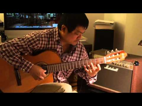 Sri Adrianto Plays All I Am Of Heatwave (80's Hit)  Youtube