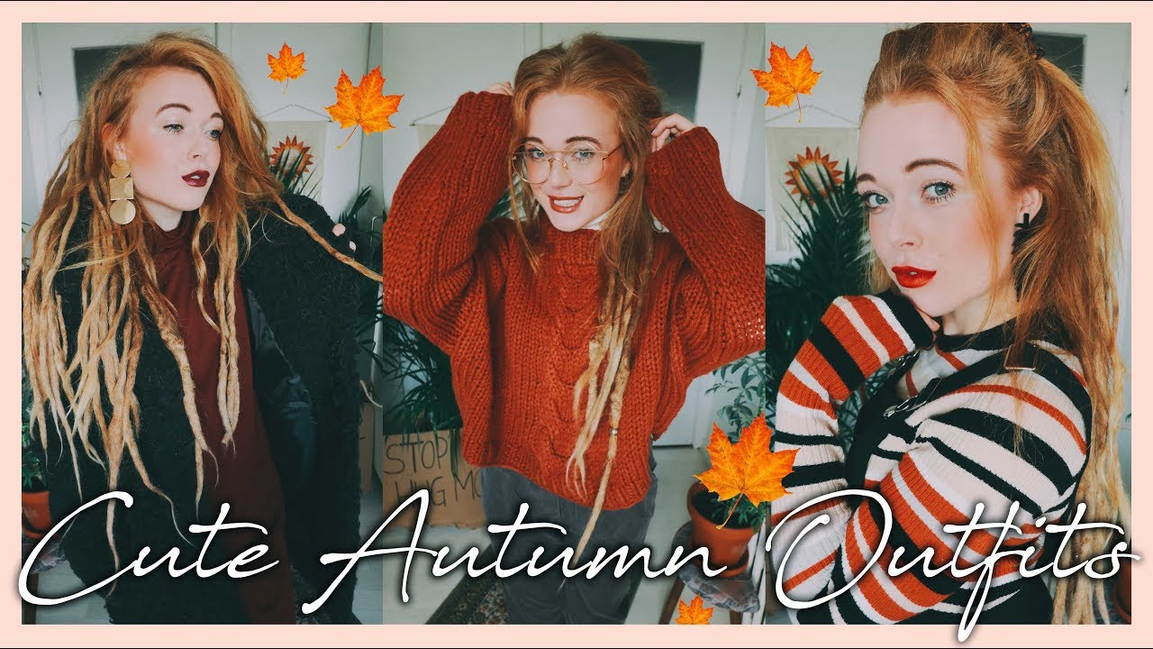 three amazing autumn outfits