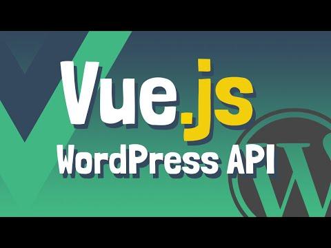 Wordpress API + Vue.js + Axios + JWT + Vuetify [Parte #2][ESPAÑOL] thumbnail