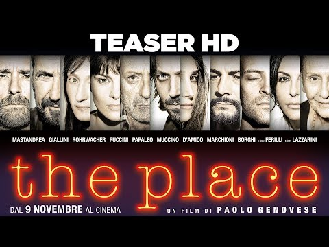 The place - Teaser trailer ufficiale