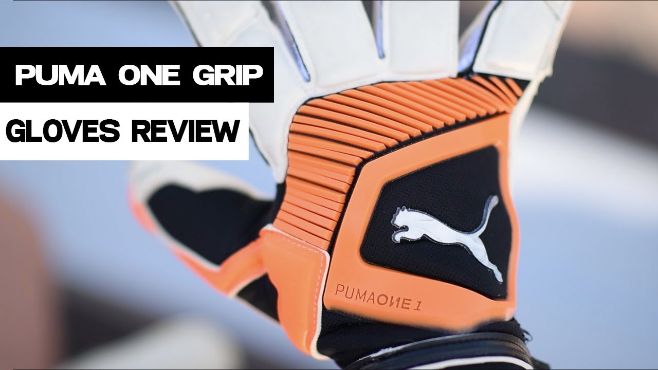 Puma ONE Grip 1 Goalkeeper Gloves Review