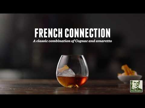 How to make a French Connection | Cocktail Recipes
