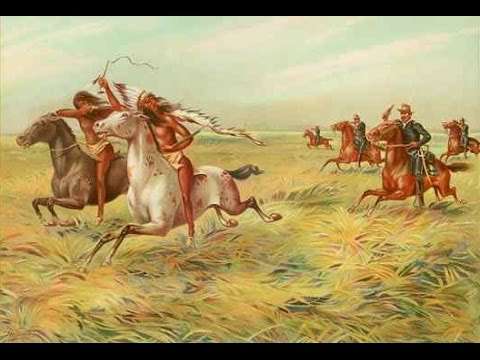 Documentary 2015 | THE AMERICAN INDIAN WARS - LONGEST RUNNING WAR IN US HISTORY