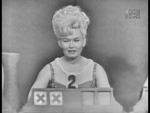To Tell the Truth - Trainer of Welsh corgis/exotic dancer (Feb 22, 1965)