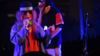 CocoRosie - Heartache City Live 2015