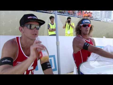 Plavins/Regza vs Samoilovs/Smedins J.(3rd place) XIAMEN OPEN 2015