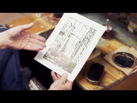 Matt Brown - Wood Block Prints