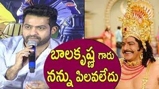 Jr NTR Comments On Balakrishna NTR Biopic Movie | VIVO IPL 2018 Telugu | yellow pixel