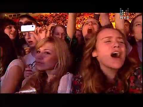 Alexander Rybak - Fairytale (Big Love Show 2010)