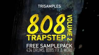 Trisamples 808 Trapstep Pack Vol 2 Free Download