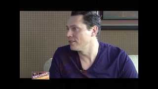 TIESTO on becoming the first celeb DJ, who he'd NEVER work with & BIG news about a career change!