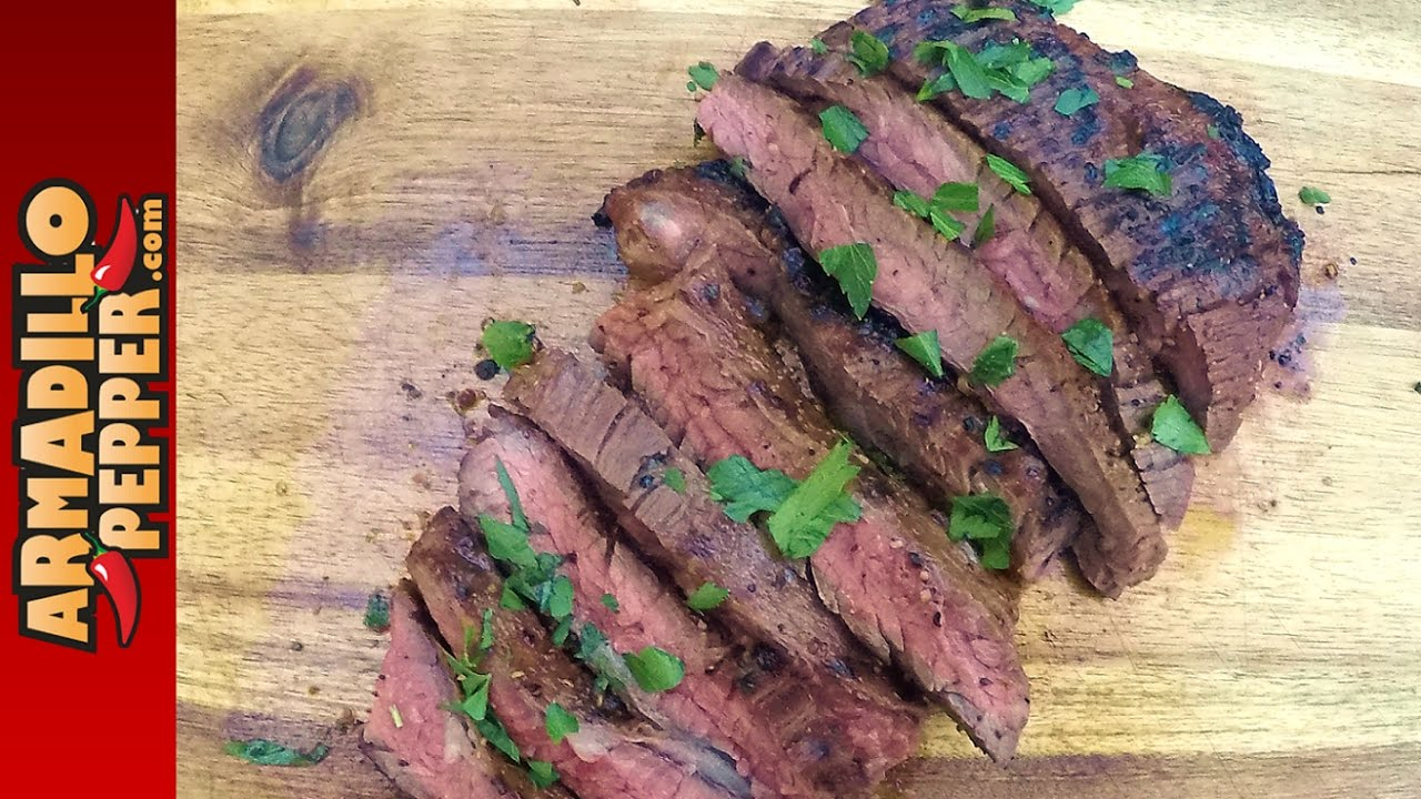 Cowboy Skirt Steak Sandwich - raveitsafe