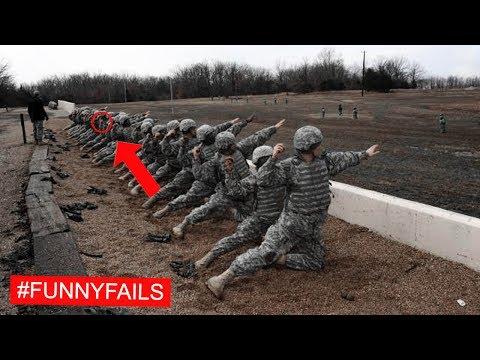 Aksi Terlucu Tentara