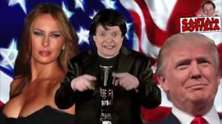 """DADO CANTA LA NOTIZIA """"Trump e la nuove First Lady"""""""