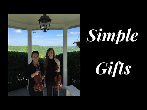 Simple Gifts (wedding music)