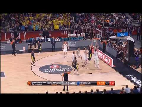 Nicolo Melli's 28 Points Against Real Madrid