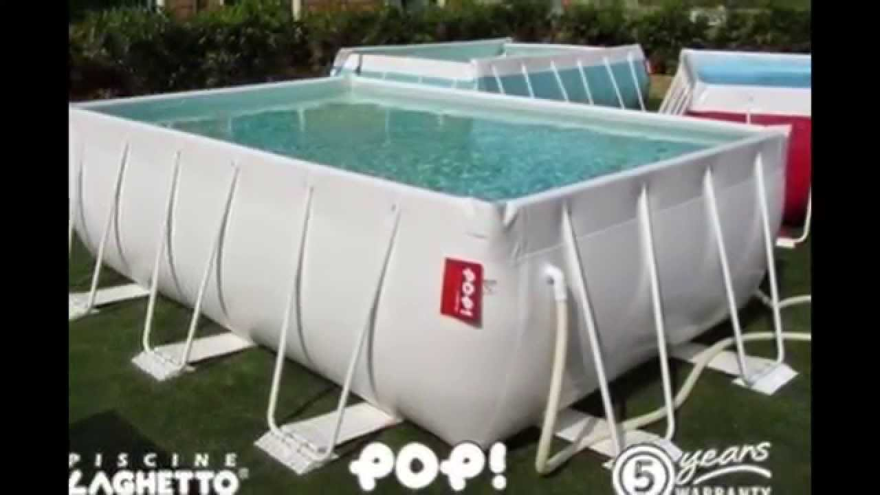 Amore di piscine laghetto youtube for Piscines laghetto