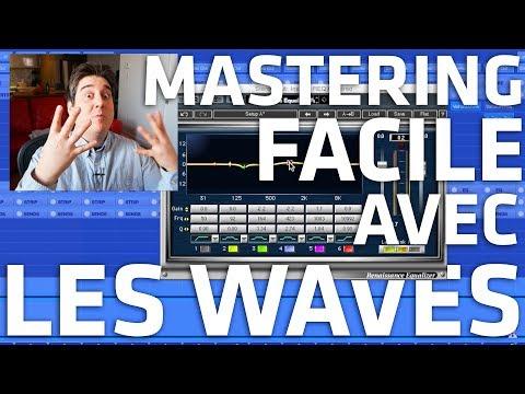 MASTERING FACILE avec les WAVES