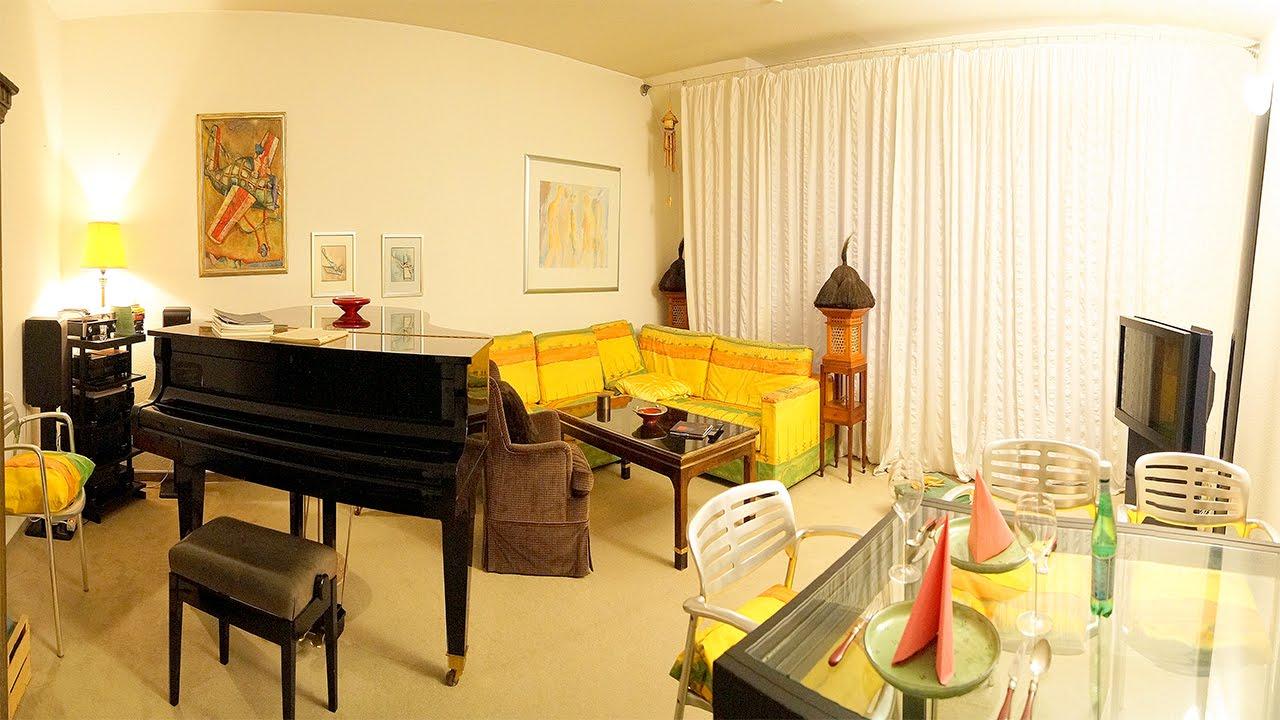 MA-141937 - Schön eingerichtete 3 Zimmer Wohnung mit Balkon in ...