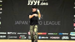 2012 East Japan Yo-Yo Contest  B-Block 1A Pre Naoto Okada
