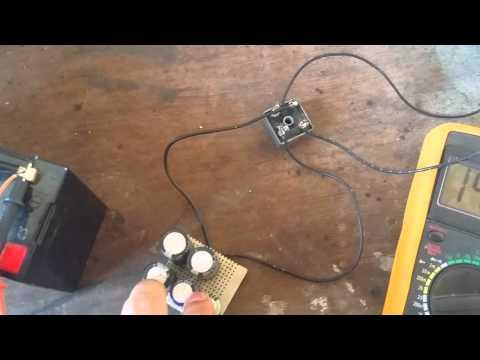 Carregador de bateria mais simples da internet