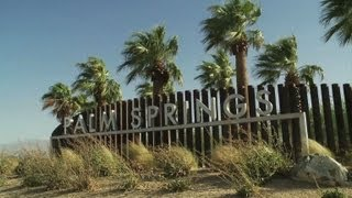 Palm Springs, troubling oasis in the California desert