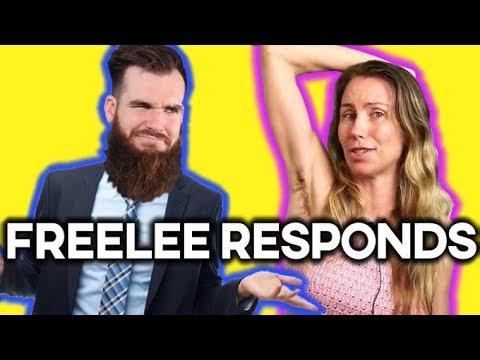 Freelee The Banana Girl Finally Responds!