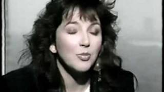 Kate Bush Interview about Cloudbusting #1