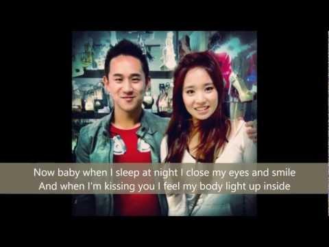Baby I Love You x Regular Friends - Jason Chen x Kimberley Chen Mashup (Lyrics)