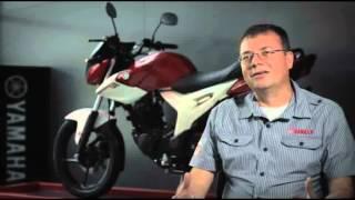 Yamaha SZ-R (Baja vibración)
