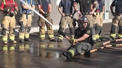 Arizona firefighters head back to school