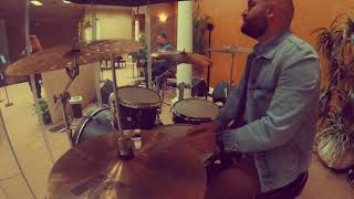 """""""Our God Reigns"""" by Israel Houghton [Drum Cover]"""