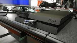 PS4 Filme Videos und Musik von USB Laufwerken abspielen