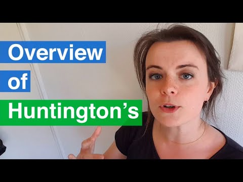 Huntington's Disease - Symptoms, Causes And Treatments