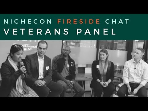 How to find a job you love after the military - Veterans Panel | Fireside Chat at WeWork D.C.