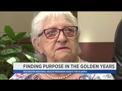 PACE Program Helps Seniors Find Their Purpose