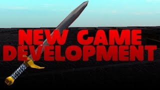 DEVELOPING A NEW GAME!!! | Roblox Development Stream