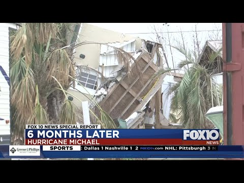 PM Tampa Bay with Ryan Gorman - Hurricane Michael Victims Feel Forgotten Six Months After Storm Hit