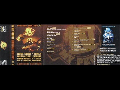 Youtube: IV My People Original Mixtape #2 FaceA