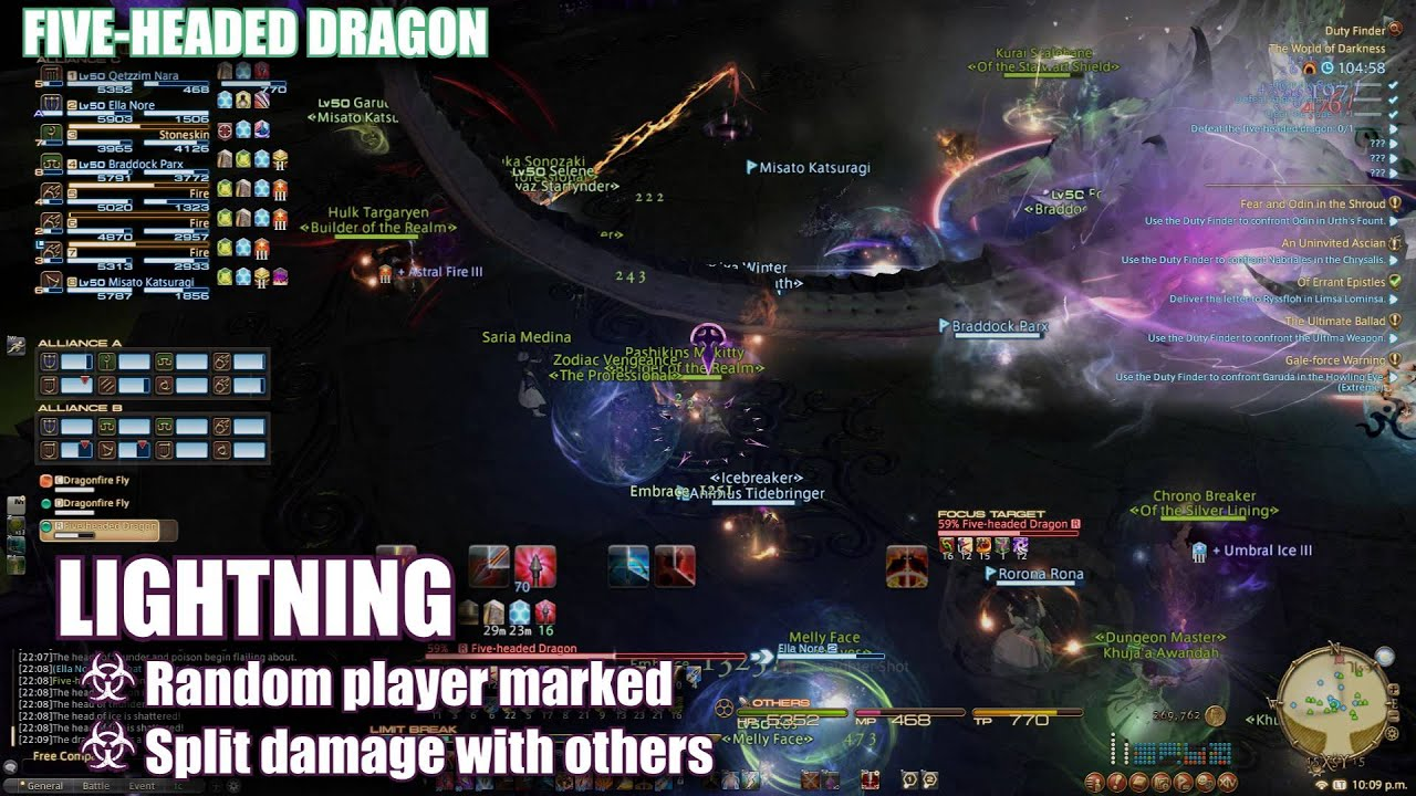 The World of Darkness - Final Fantasy XIV A Realm Reborn Wiki