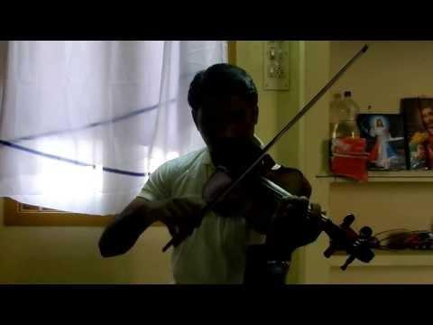 Western violin - Sundari kannal oru sedhi from Thalapathi