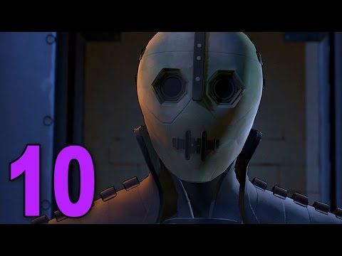 Batman: A Telltale Games Series - Part 10 - A New Enemy