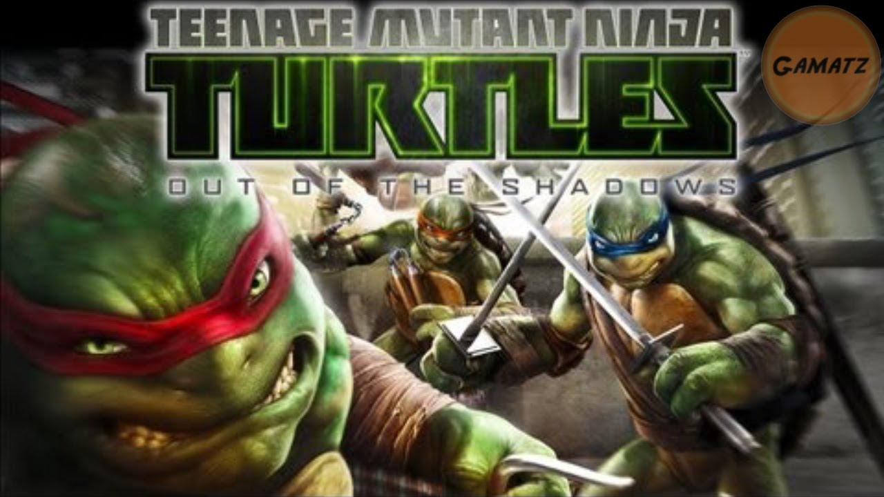 Teenage Mutant Ninja Turtles: Out of the Shadows (Part 1 ...