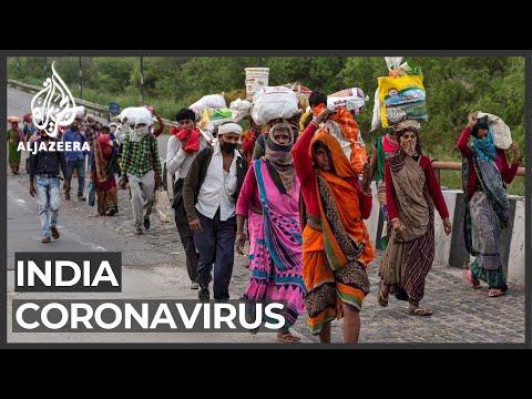 Coronavirus lockdown: India