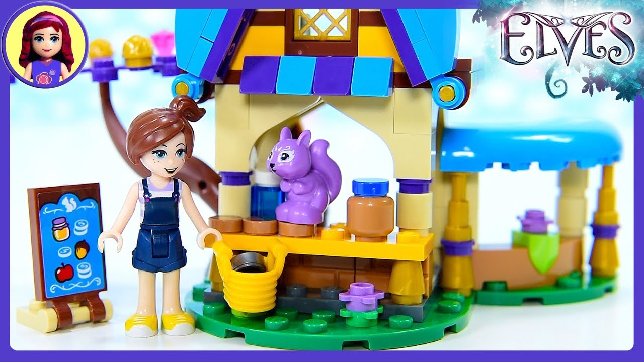 Lego Elves The Capture Of Sophie Jones Review Build Silly
